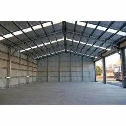 Steel Prefabricated Building Structure Services