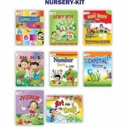 4-6 Hindi And English Nursery Book Kit