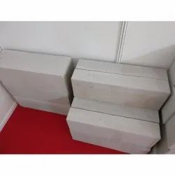 Gray Solid AAC Renacon Block, For Side Walls