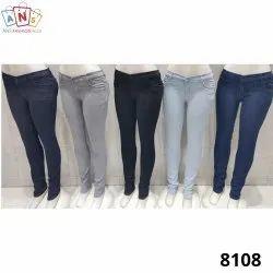 8108 Regular Baby Girl Jeans