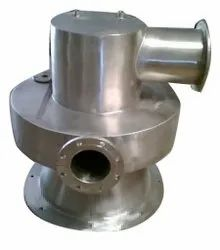 Stainless Steel Gas Burners, For Industrial, Model Name/number: Js-401