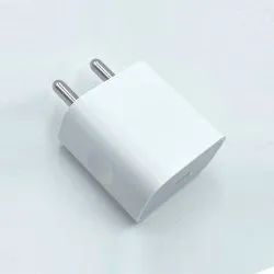 Cell Father Plastic Apple 20w USB-C Mobile Chargers Adapter, For Charging