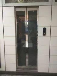Glass Auto Door Passenger Elevator