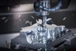 CNC Milling Work