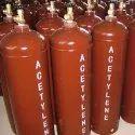 Acetylene Nitrogen Gas Mixture