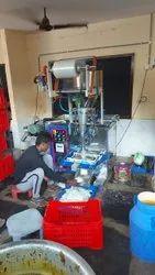 Onion Raitha Bringal Packing Machine