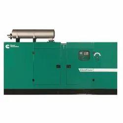 100 KVA Cummins Silent Diesel Generator