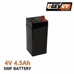4v 5ah Lead Acid Battery