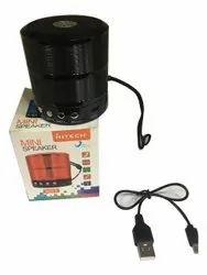 HItech Black Mini Speaker