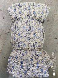 For Textile Chiffon 30 30 Printed Fabric, Digital Prints, White