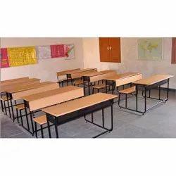 Mild Steel School Desk