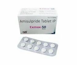 Amisulpride Tablets 50 Mg