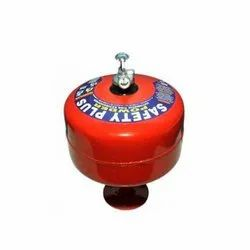 Mild Steel A B C Dry Powder Type Automatic Modular Fire Extinguisher, For Factory, Capacity: 2Kg