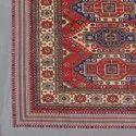 Printed Tussar Munga Silk Dupatta
