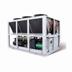 Color Coated Industrial Chillers