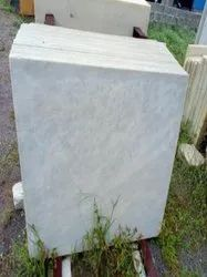 Morwor White Marble Slabs, Thickness: 16 mm