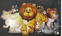 Digital Animation Sticker Printing