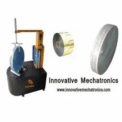 Fully Automatic Reel Stretch Wrapping Machine