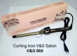 V&G CURLING IRON