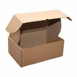 Self Locking Corrugated Box