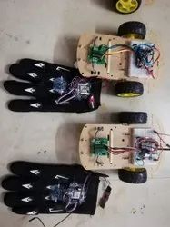 LeadingEdge Mobile Controlled Robotic Kit, For Innovative Robotics Projects