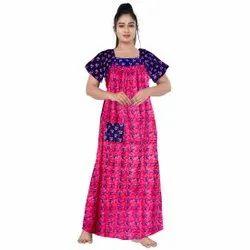 Cotton Girls Night Suit, Size: UPTO 44 XXL