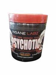 Insane Labs Pre Workout Supplement, 200gm, Non prescription