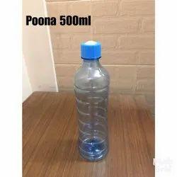 Sanghavi Plast Poona 500 ML Plastic Water Bottle