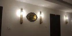 Hotel Name Board