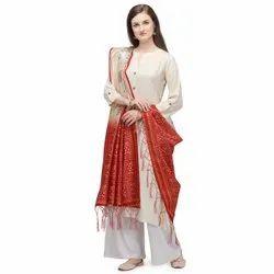 Bhagalpuri Silk Printed Dupatta