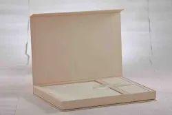 Kappa Board Luxury Packing Rigid Boxes, 25 X 15 X4 C.m