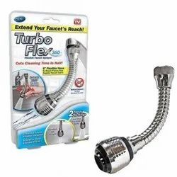 Turbo Flex 360 Flexible 6 Faucet Sprayer Water Extension