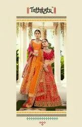 Tathastu 4201-4211 Series Chaniya Choli Wedding Catalog Collection
