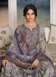 Lt Nitya Arunima 101 Series Silk Digital Print With HandWork Designer Salwar Suits Catalog