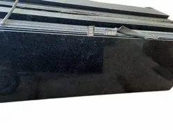 Black Pearl Granite Slab, For Flooring, Thickness: 15 mm