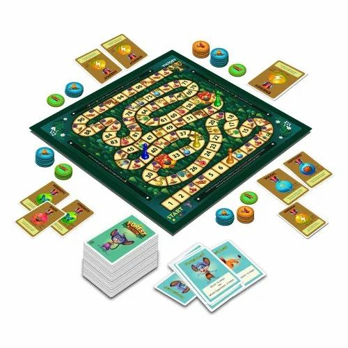 Fun Board Game Number Of Players 2 11x11 Rs 500 Box Majestic Games Labs Private Limited Id 23073230773