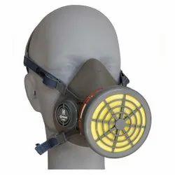 Gas Mask Half Cartilage (V500 + V7500 Brown)