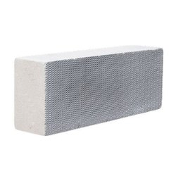 Autoclaved Aerated Concrete Block, Shape: Rectangular