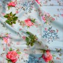 Digital Printed Satin Muslin Fabric