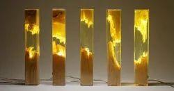 Resin Decorative Lamp