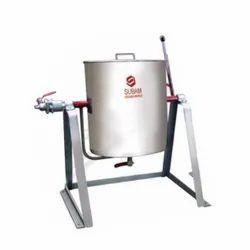 Rice Vessel 25 Kg