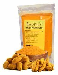 Shakatarian Organic Turmeric Powder, For Spices
