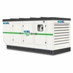 Three Phase 160kVA Koel Diesel Generator on Rent