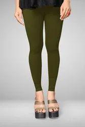 keshav srushti Ankle Length Ladies Cotton Leggings