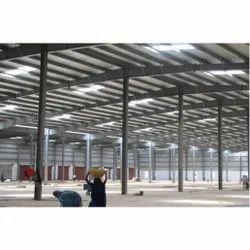 Steel Prefab Industrial Warehouse Shed
