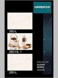 Morocco Ceramic Digital Kitchen Wall Tiles, For Home