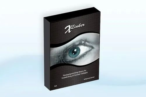 Riboflavin + Dextran Isotonic Ophthalmic Solution