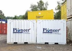 DNV 2.7-1 Certified 10 Ft Container