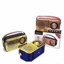 Retro Bluetooth Speakers