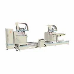 Cutting Machine-Double Head Aluminum Cutting Machine